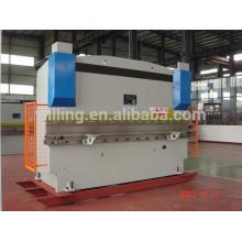 Steel plate hydraulic bender