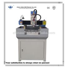 Pequena CNC fresadora para venda, ferro de molde inteiro corpo e 400 * 400mm