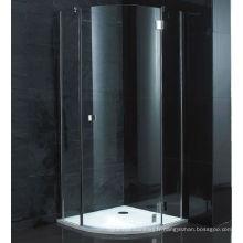 Structure en aluminium trempé EAGO Cabine de douche avec bac