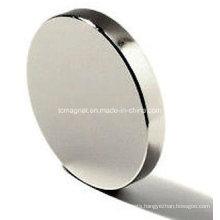 Disc Permanent Rare Earth Magnet