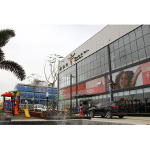 Stahl-Einkaufszentrum für Customized (XGZ-53)