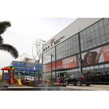 Стальной торговый центр под заказ (XGZ-53)