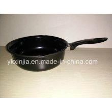 Aluminum Carbon Steel Non-Stick Fry Pan Cookware
