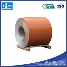CGCC 0.18mm-0.8mm Prepainted Steel Coil PPGI PPGL