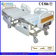 ISO / Ce Manual de Calidad Tres Camas Médicas Shake Hospital Ward