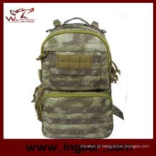 Moda ao ar livre, caminhadas mochila militar de malas de viagem