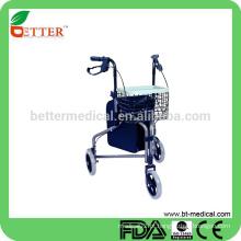 Rodador de roda de três rodas