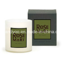 Scented Soy Candle in Jar with Gift Box for Wedding