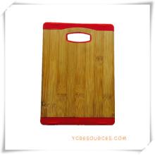 Доска бамбука разделочная доска разделочная Набор для Выдвиженческих подарков (HA88006)