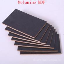 Günstige MDF-Platte mit Melamin laminiert