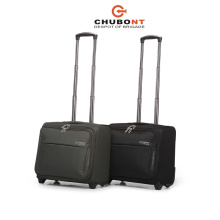 """Chubont High Qualilty Four Wheels Carry Luggage Size 16"""" Laptop Trolleycase"""