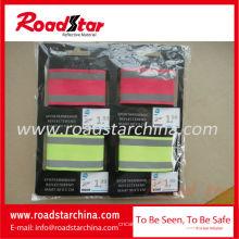 Neueste benutzerdefinierte elastische reflektierende Sicherheit armband