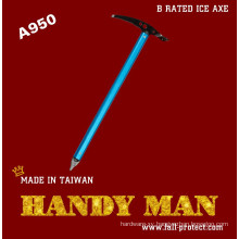 A950 B Rated Classic Curve Pick Shape ICE AXE