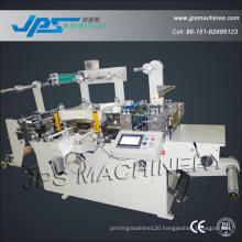 Printed Label Die-Cutter Machine with Punching+Hot Foil Stamping Function