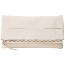 New Winter Perforated Detail Ladies Clutch Bag (ZXS0109)