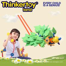 Éducation DIY 3D EVA Puzzle Building Toys