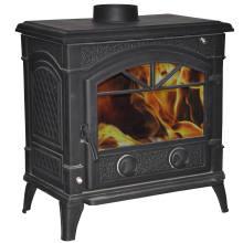 Smokeless Cast Iron Wood Stove (CL-F16-B)