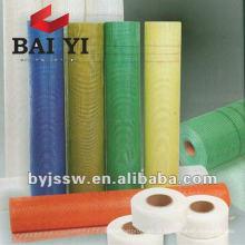 Malha de fibra de vidro para cimento