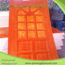 Colored 9614 Type HPL Polyeater Paper Door Skin Plywood