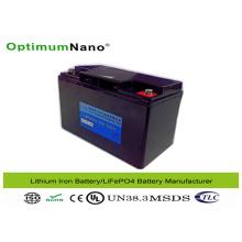 Batterie rechargeable pour ordinateur portable 12V LiFePO4 12V 20ah