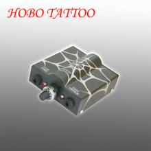 Profissional de beleza máquina de tatuagem alimentação com cabo de Clip