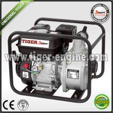 Tiger 2 Zoll 5.5hp kleine Benzin Wasserpumpe