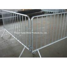 2.3m Фиксированный барьер толщины ног / Специально спроектированные и изготовленные пешеходные баррикады