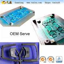 car,door,bicycle,home,office with customed key chain parts injection mould