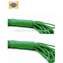 3-х прядный капроновый витой/плетеный шнур