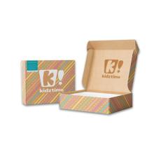 FREE SAMPLE mailer for jewelry DIY making kraft a6 postal box custom
