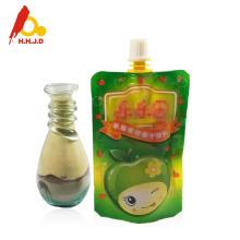 Pure polyflower honey on skin