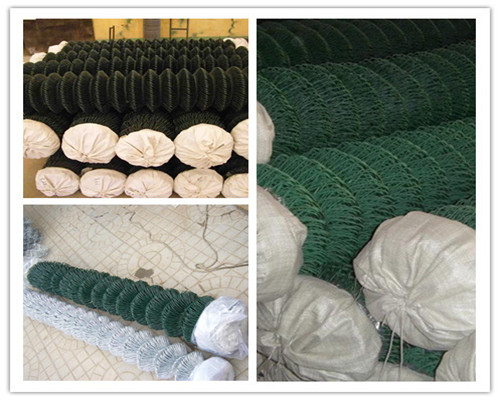 chain link fence packaging