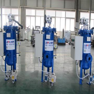 Автоматический самоочищающийся фильтр с обратной промывкой
