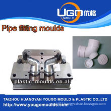 High quality good price plastic mould factory for standard size socket fitting mould in taizhou China
