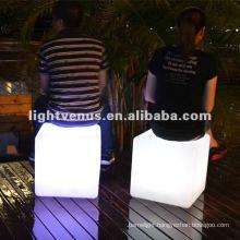 30cm RGB Color Change Bar, Party LED Cube Chair
