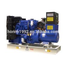 60Hz 85kVA 70kW Diesel Genset silencioso recinto Lovol Generador del motor