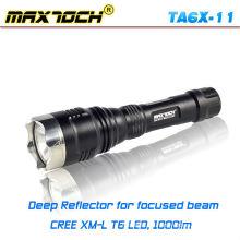 Caza de Maxtoch TA6X-11 batería recargable luz de antorcha