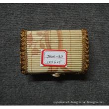 (BC-NB1037) High Quality Handmade Natural Bamboo Mini Box