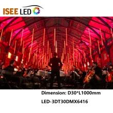 Tubes de LED d'éclairage de club de DMX 3D
