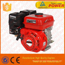 TÜV Zertifizierung Benzin Motor GX200 6.5HP, verwendet Motor für Wasserpumpe