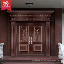 Security steel wood armored door/Turkey armored doors                                                                         Quality Choice