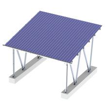 Yuens Solar Carport PV Sistema de montaje