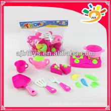 Spielzeug Plastik Kochen gesetzt Kinder Kochen Spiel Set Spielzeug