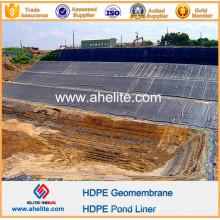 Geomembrana HDPE para Mina de Cobre