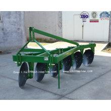 Charrue résistante de disque de ferme de suspension de l'agriculture 3 points pour le tracteur 160HP