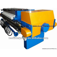 Filterpresse zur Getränke- und Saftherstellung