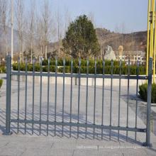 flecha fábrica de compuesto de panel de valla de aluminio decorativo fabricación