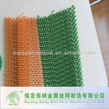 Dekorative Metall Mesh Vorhang / dekorative Raumteiler