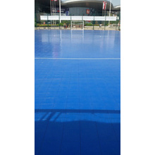 High Quality Indoor PVC and PP Interlock Sports Floor for Soccer Ground