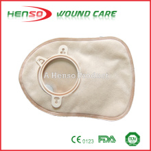 HENSO Two Piece Health Ostomy Bag